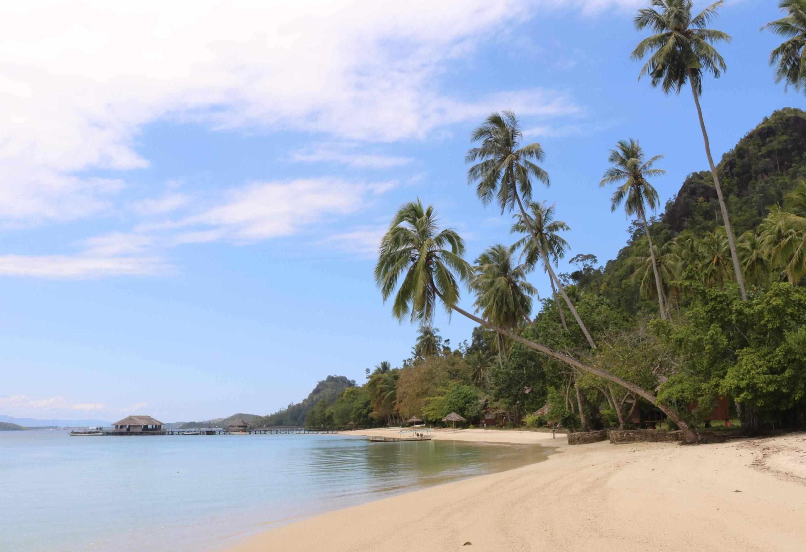 The Ultimate Beach Retreat – Cubadak Island off Sumatra